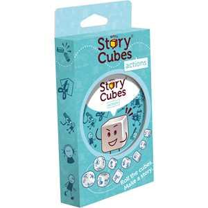Rory's Story Cubes® Eco Blister Action