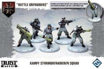 Dust Tactics: Battle Grenadiers