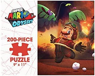 Super Mario Odyssey Escape 200 Piece Puzzle
