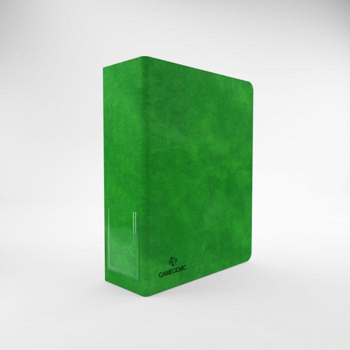 Gamegenic Prime Ring-Binder Green