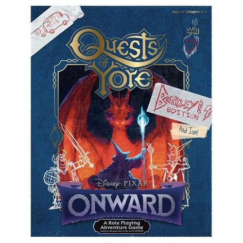 Disney Pixar Onwards: Quests of Yore Barley's Edition