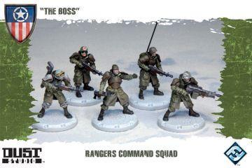 Dust Tactics: The Boss