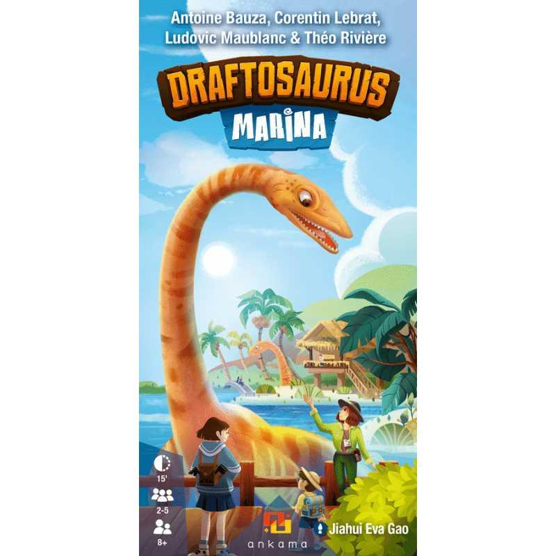 Draftosaurus- Marina