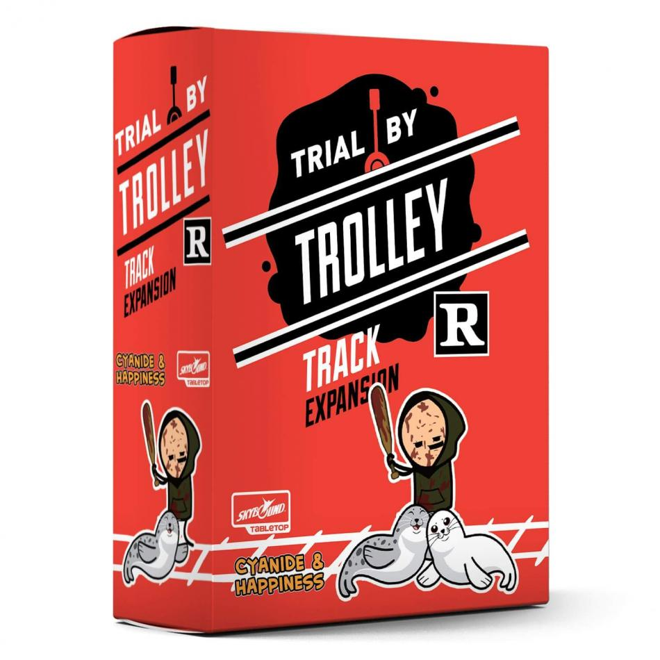 Trial by Trolley: R Rated Track Expansion