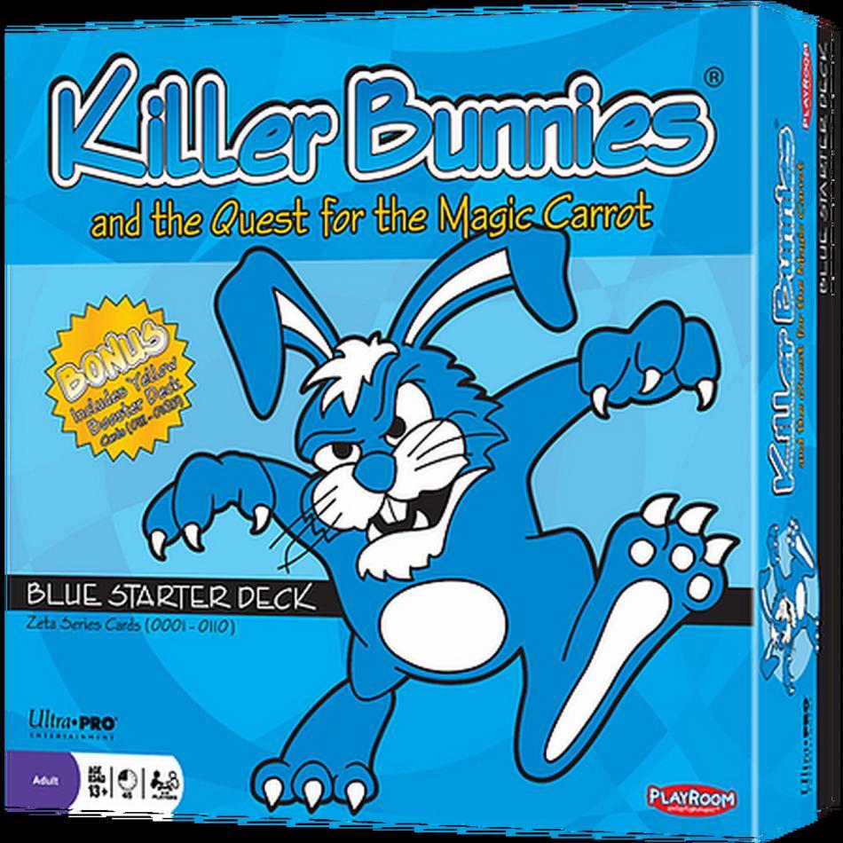 Killer Bunnies Quest Blue Starter