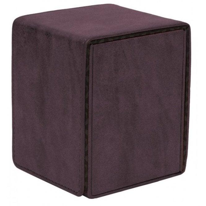 Suede Collection Alcove Flip Amethyst