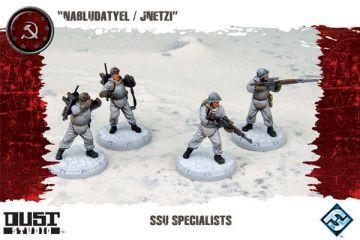 Dust Tactics: SSU Specialists