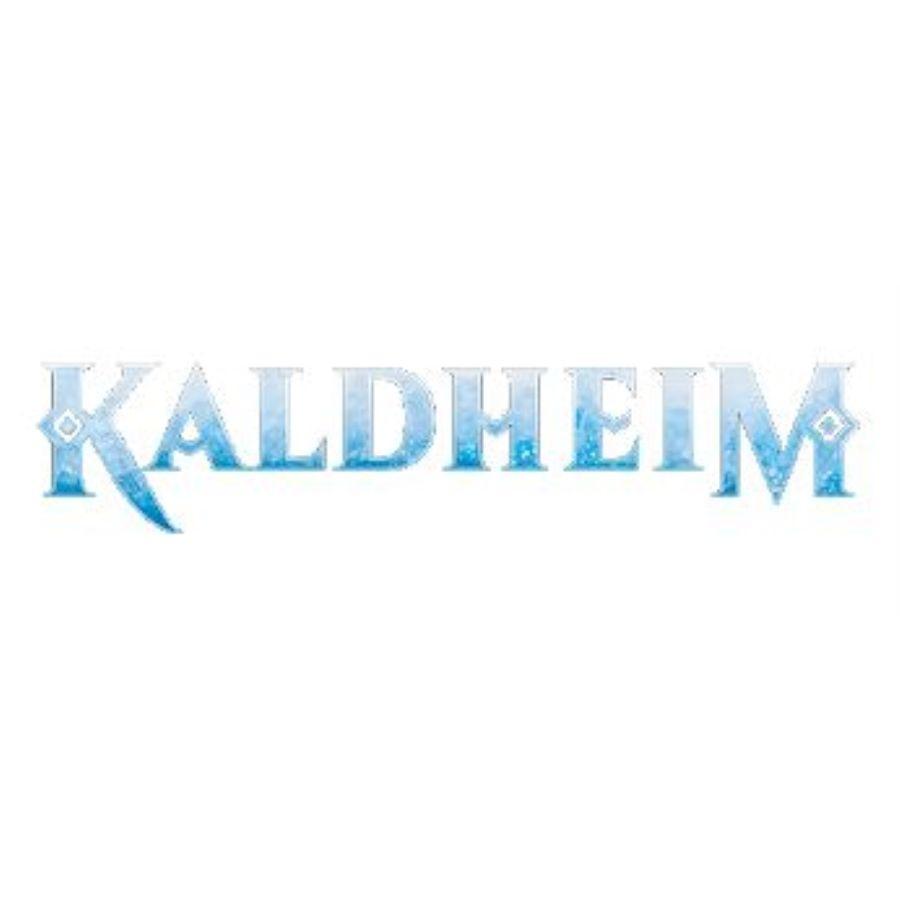 MTG: Kaldheim Booster Box Art 9-pocket PRO Binder