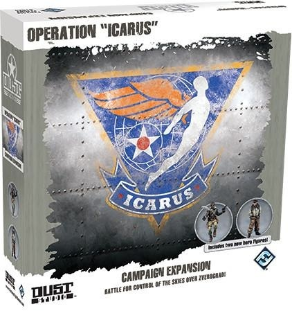 Dust Tactics: Operation Icarus