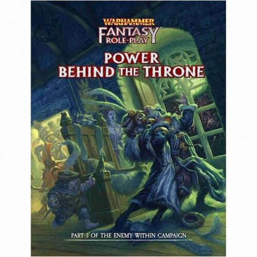Power Behind the Throne - Enemy Within Campaign Director's Cut Volume 3 Collector's Edition (WFRP4)