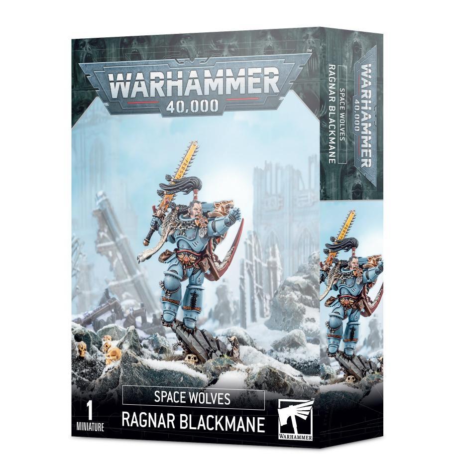 Space Wolves: Ragnar Blackmane