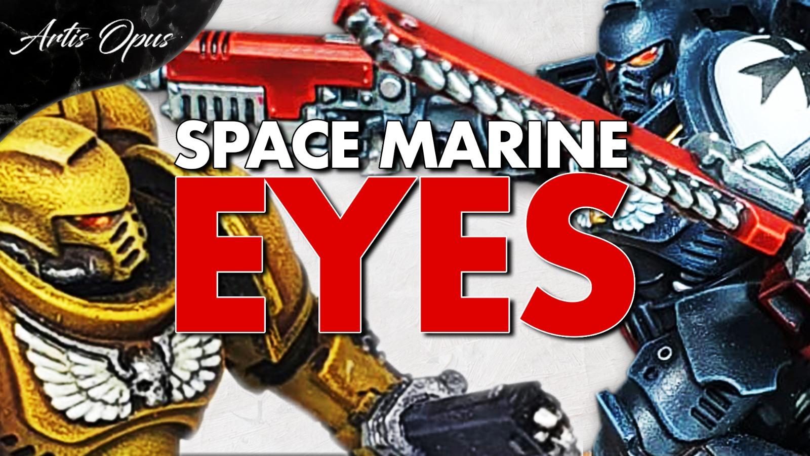 Artis Opus Space Marine Eyes Paint Bundle
