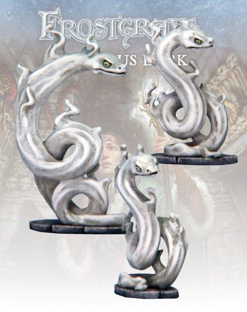 Vapour Snakes