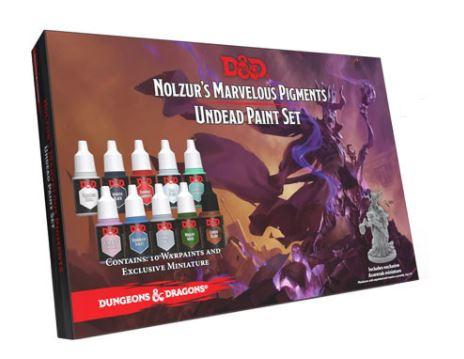 D&D: Nolzur's Marvelous Pigments Undead Paint Set