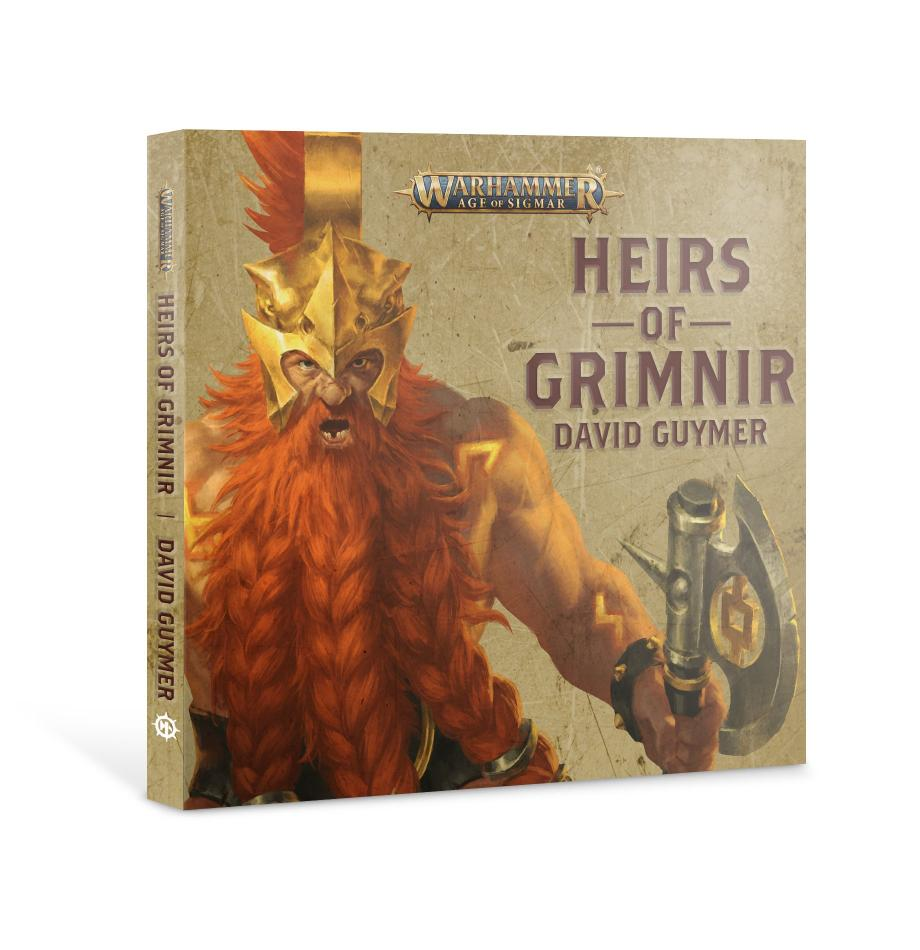 Heirs of Grimnir (Audiobook)