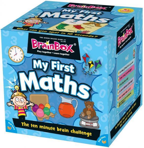 BrainBox My First Maths (Refresh)