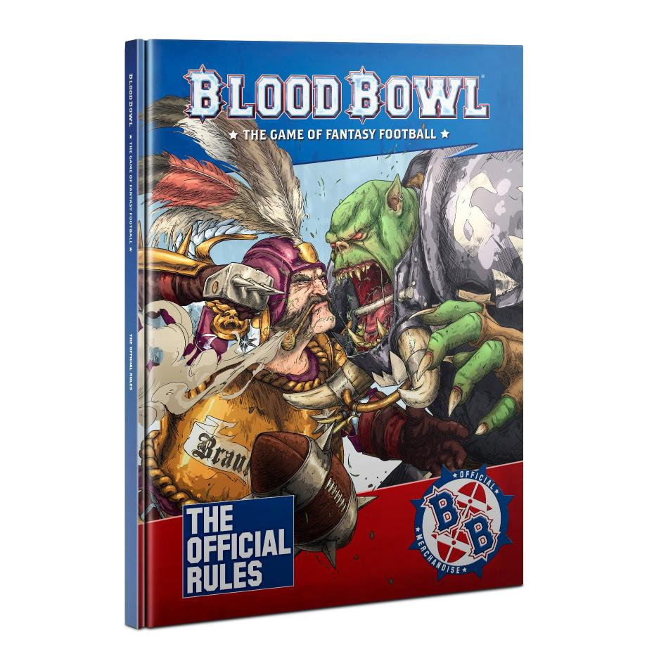 Blood Bowl Rulebook (Second Edition) (English)