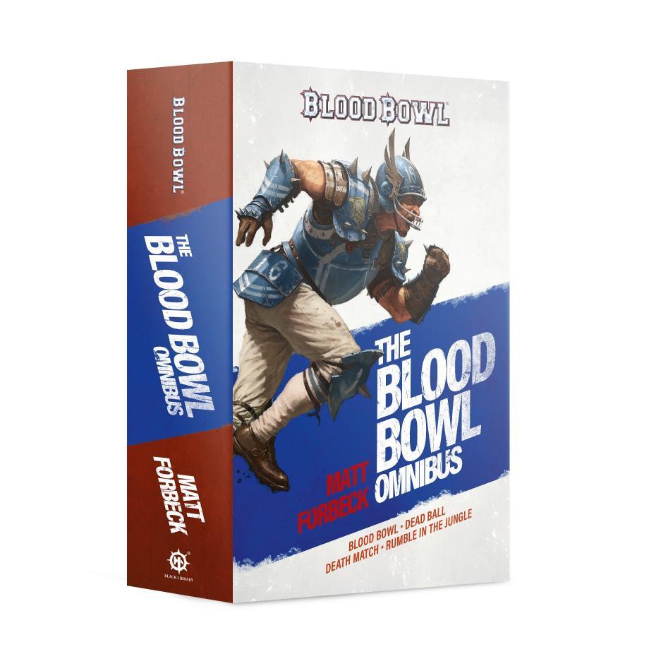 Blood Bowl: The Omnibus (Paperback)
