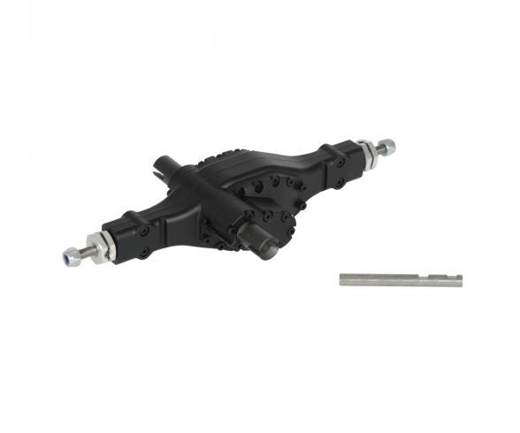 1:14 Rear Axle w/ Diff.-Lock&fixed drive