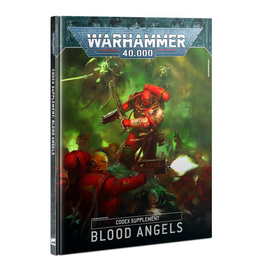 Codex: Blood Angels (Hardback) (English)