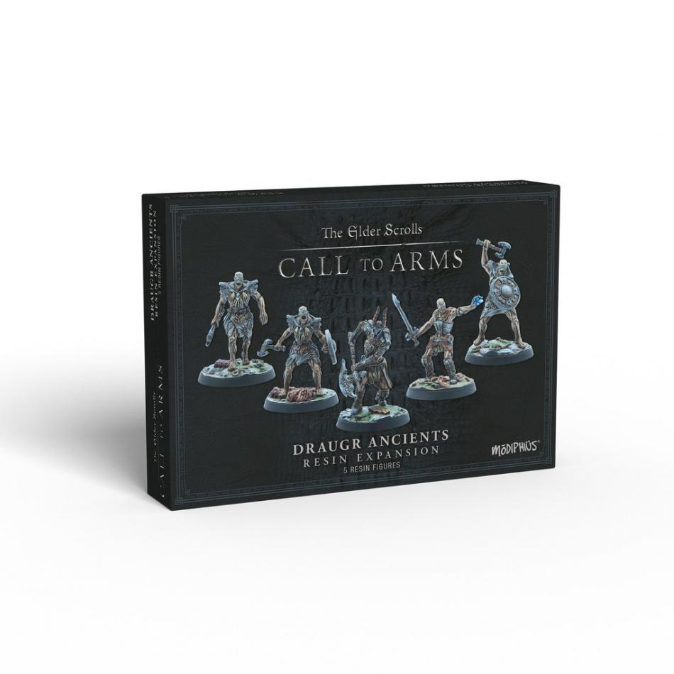 The Elder Scrolls: Call to Arms - Draugr Ancients