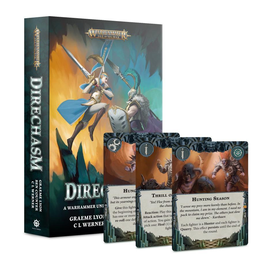 Warhammer Underworlds: Direchasm (Novel) (Hardback)