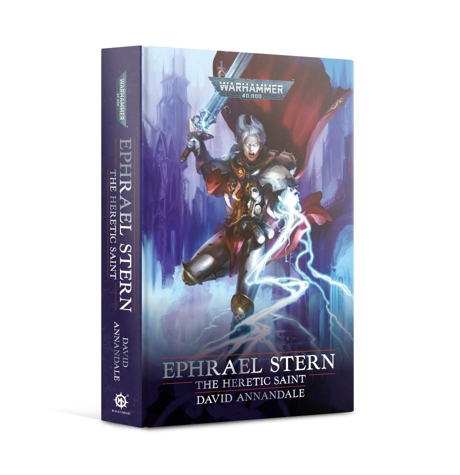 Ephrael Stern: The Heretic Saint (Hardback)