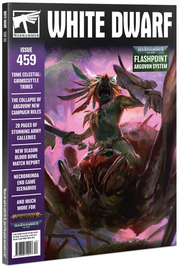 White Dwarf 459 (Dec-20) (English)
