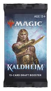 MTG: Kaldheim Draft Booster - Single
