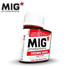 Brown Wash 75ml
