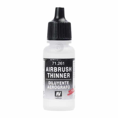 Model Air 261 - Thinner (17ml)