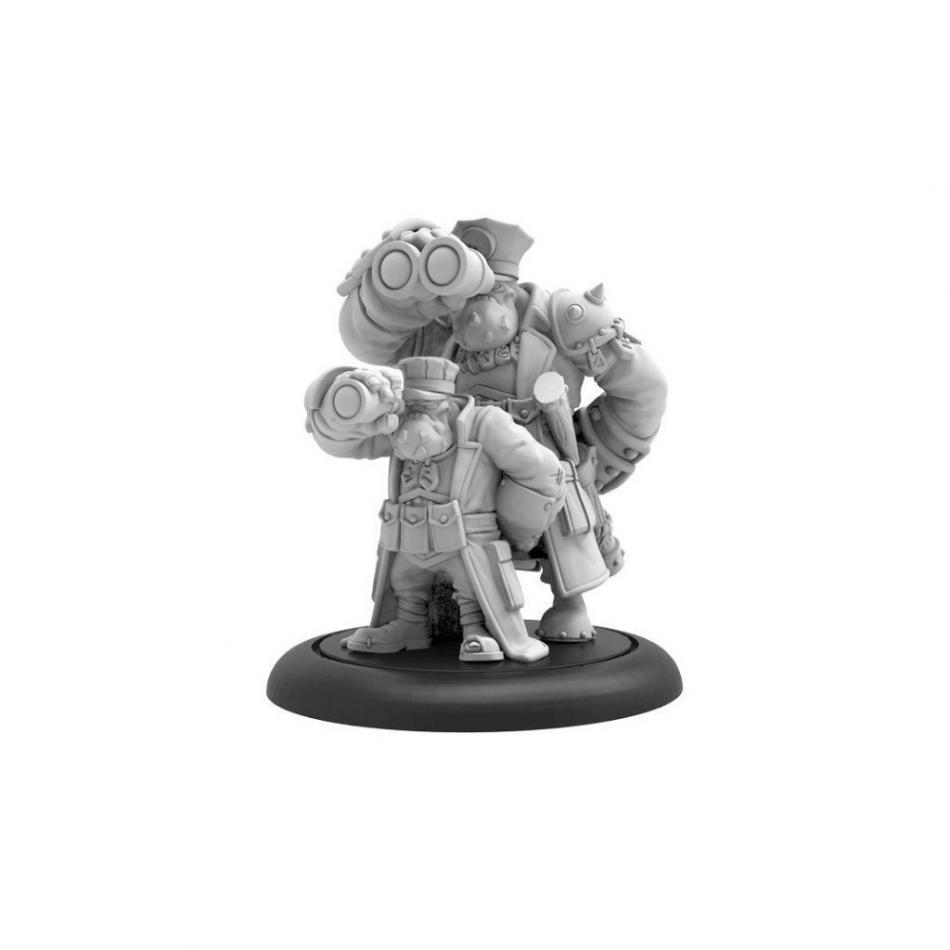 Trollblood Solo Gunnery Sergeant
