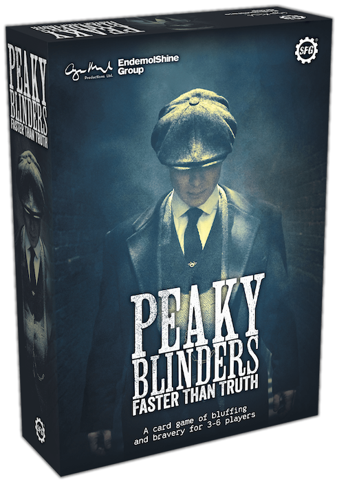 Peaky Blinders: Faster Than Truth