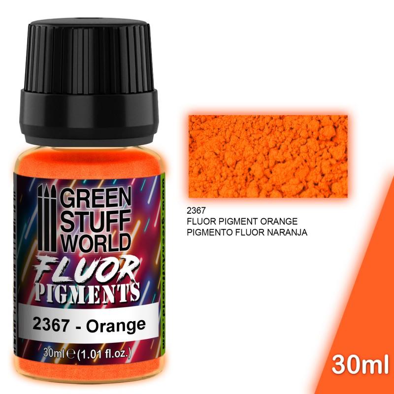 Pigment FLUOR ORANGE