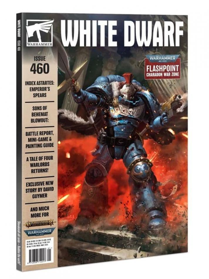 White Dwarf 460 (Jan-21) (English)