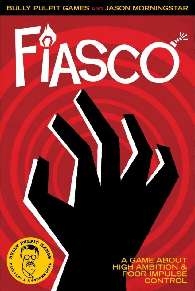 Fiasco RPG (2nd Edition)