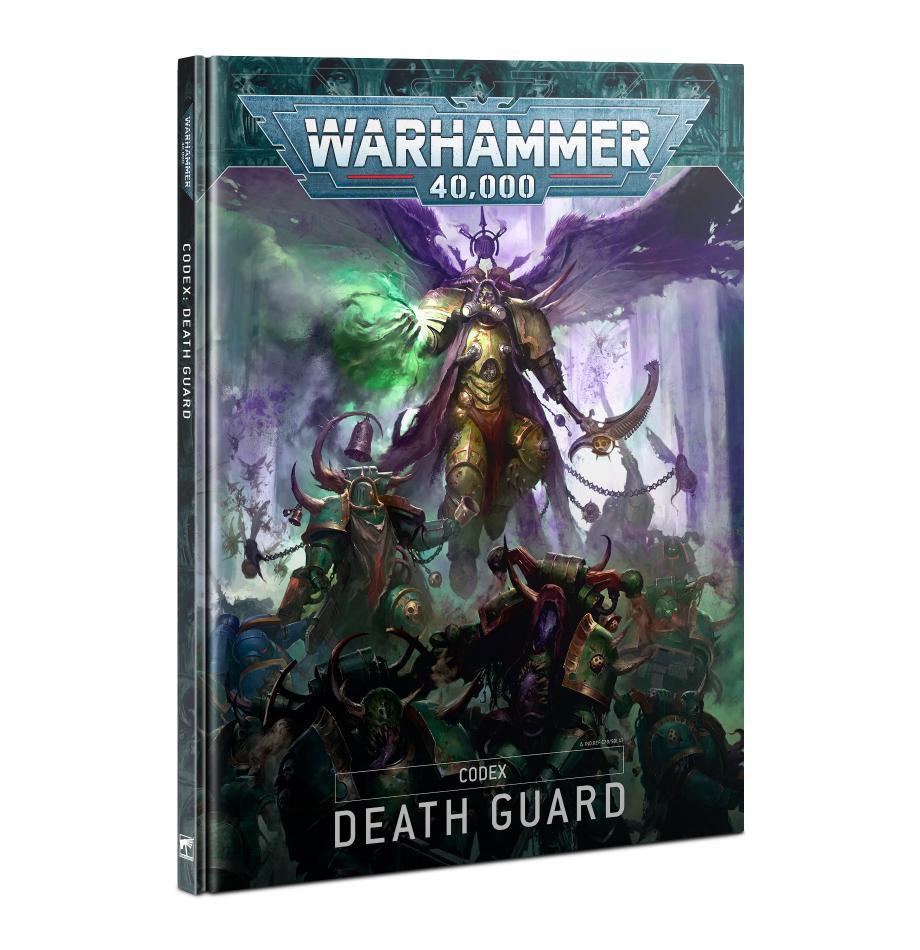 Codex: Death Guard (Hardback) (English)