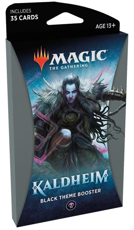 MTG: Kaldheim Theme Booster - Black