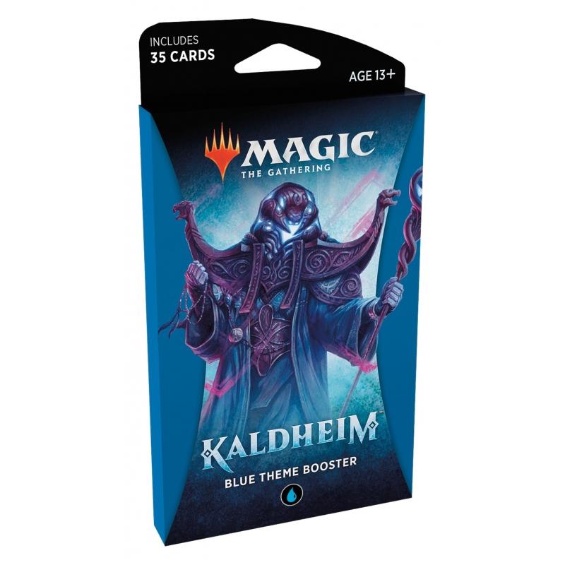 MTG: Kaldheim Theme Booster - Blue