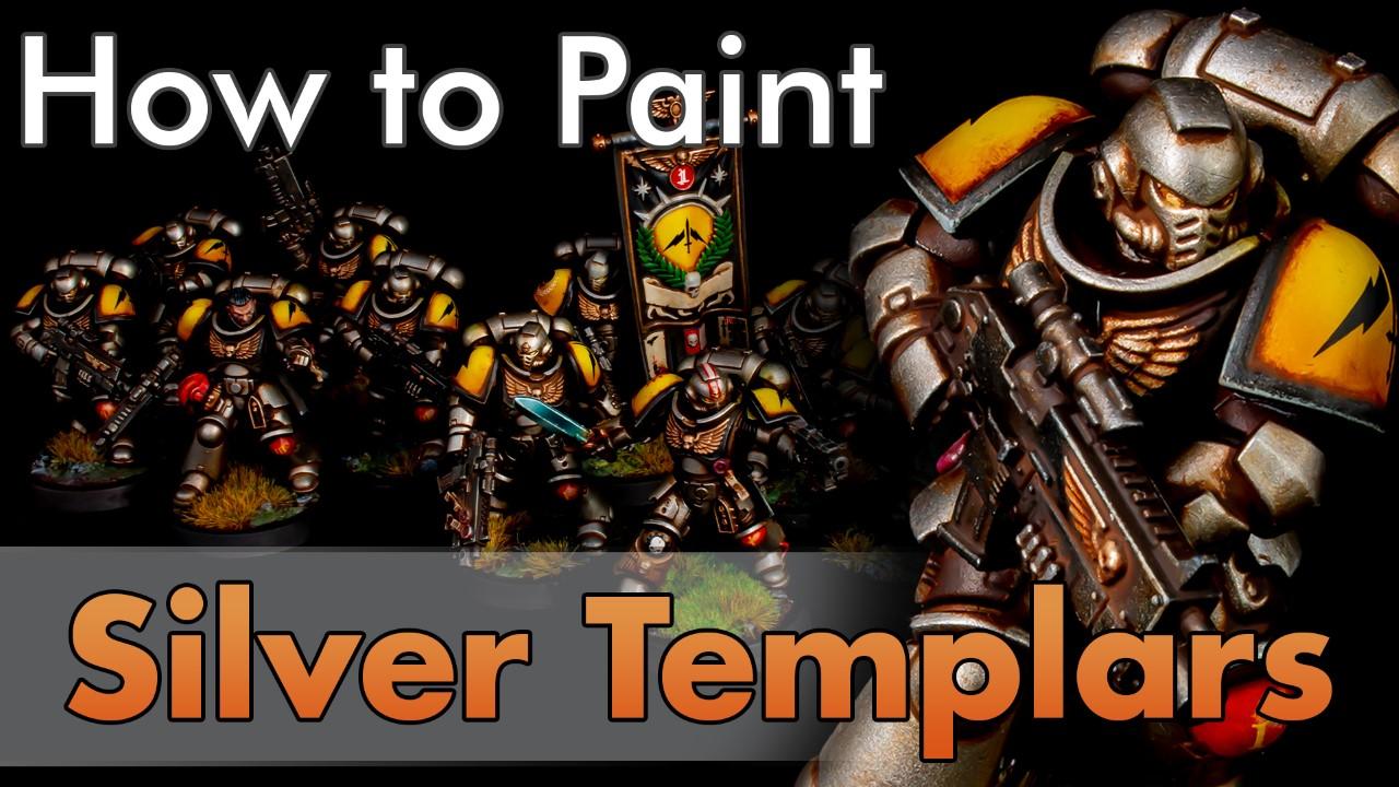 Fauxhammer Silver Templars Bundle