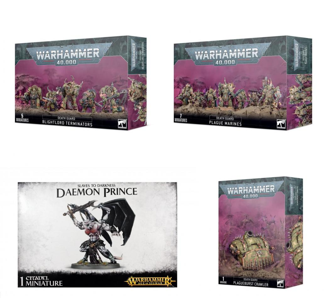 Winters Picks: Death Guard Starter Set