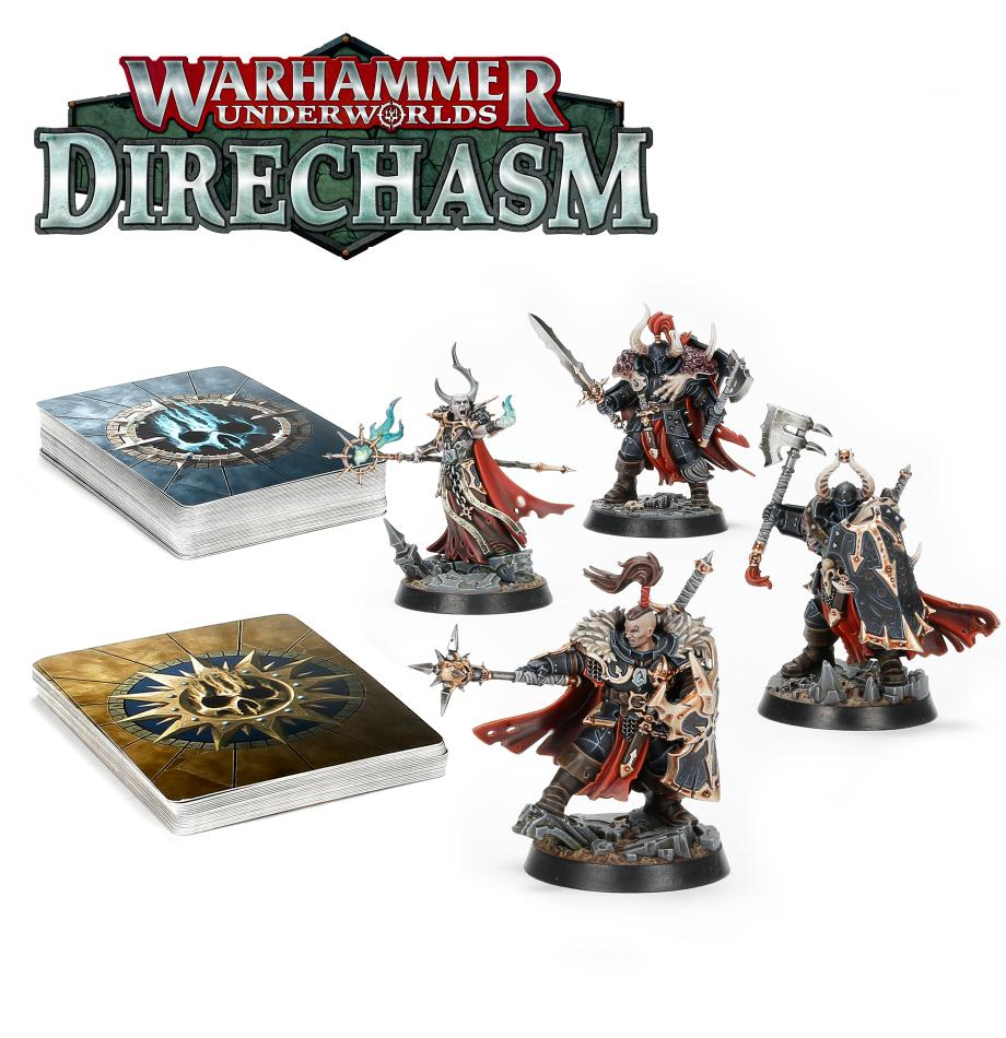 Warhammer Underworlds: Khagra's Ravagers (English)