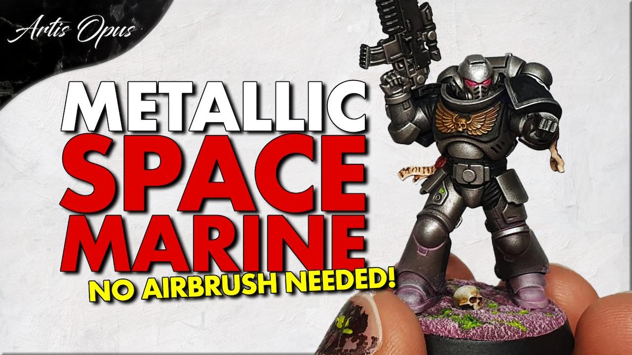 Artis Opus Metallic Armour Bundle