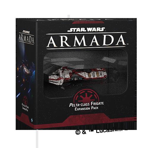 Pelta-class Frigate Expanion Pack Star Wars Armada