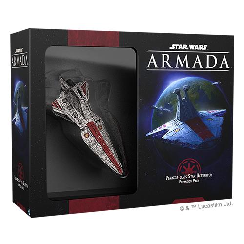 Venator-class Star Destroyer Star Wars Armada