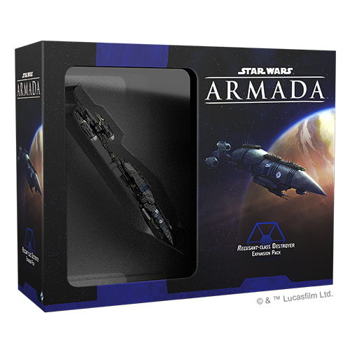 Recusant-class Destroyer Expansion Pack Star Wars Armada