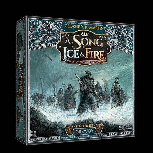 Greyjoy Starter Set: A Song of Ice and Fire