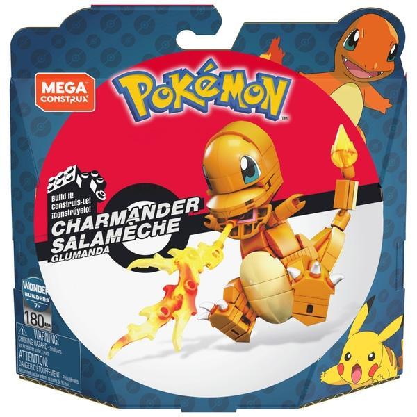 Mega Construx- Pokémon Charmander