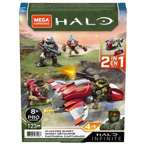 Mega Construx- Halo Hijacked Ghost