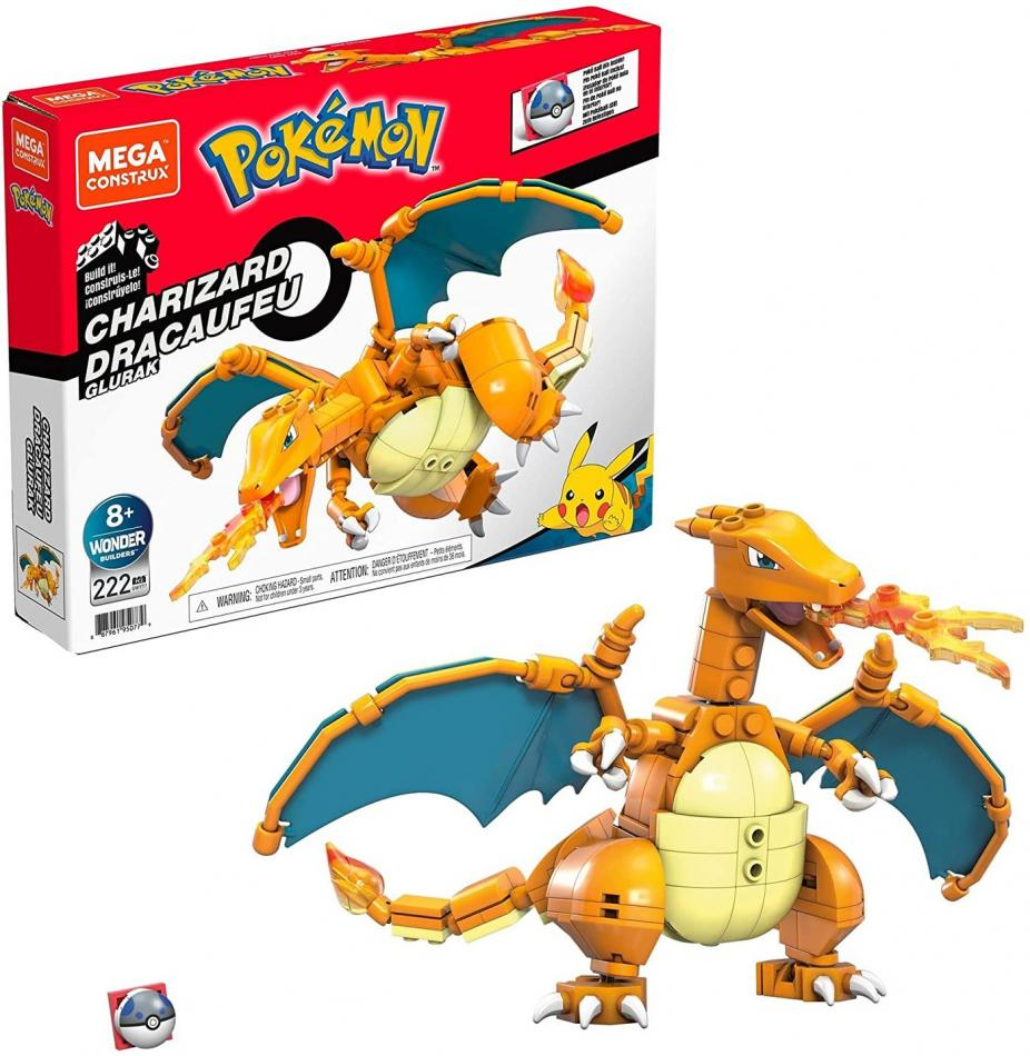 Mega Construx- Pokémon Charizard
